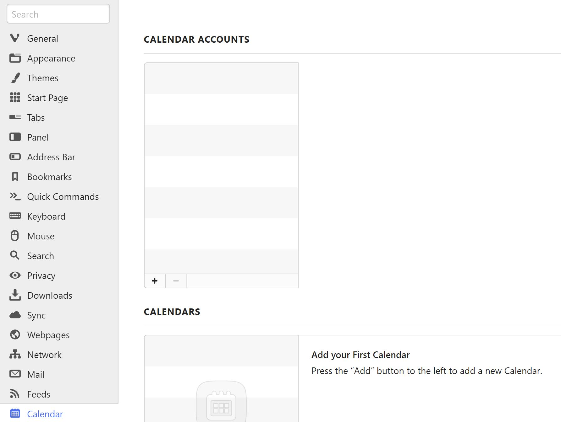 Syncing a desktop calendar