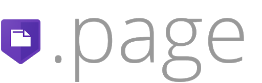 .page Domains