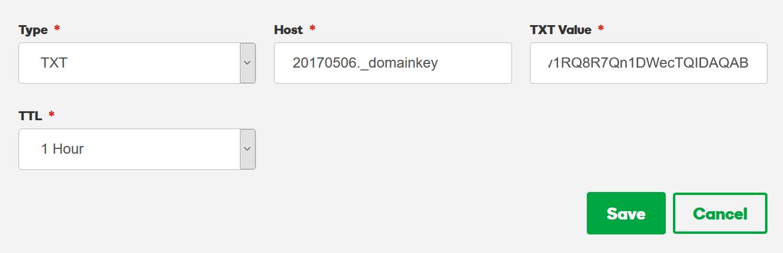 Save DNS