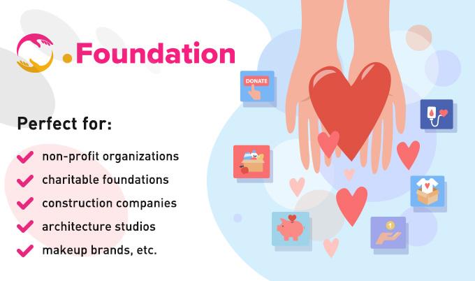 .Foundation domain registrations