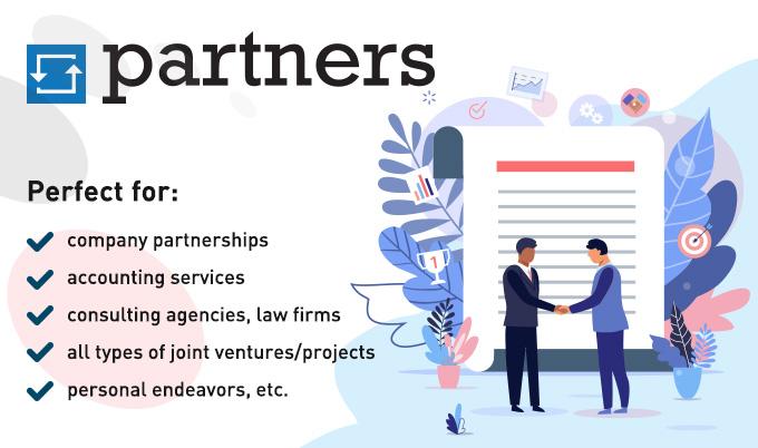 .partners domain registrations